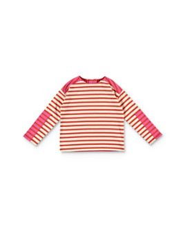 Stella McCartney - Girls' Striped Color-Block Top - Little Kid, Big Kid
