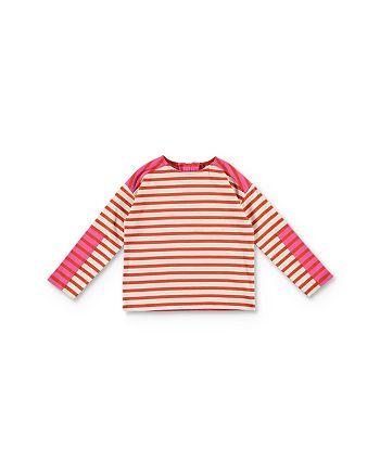 Stella McCartney - Girls' Striped Color-Block Top - Little Kid, Big Kid