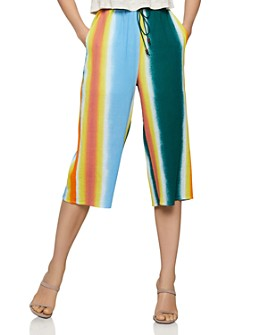 BCBGENERATION - Striped Culottes