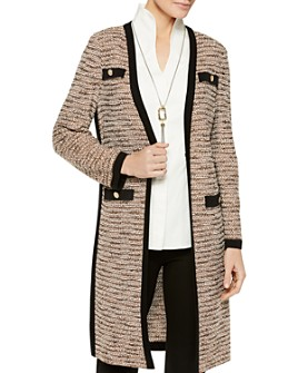 Misook - Knit Duster Jacket