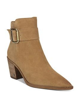 Sam Edelman - Women's Leonia Block Heel Booties
