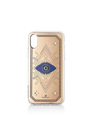 Swarovski Tarot Eye iPhone Case