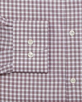 BOSS - Marley Open Check Regular Fit Dress Shirt
