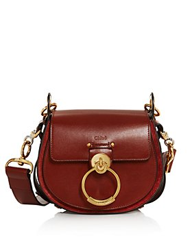 Chloé - Tess Small Leather Crossbody