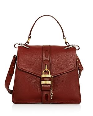 Chloe Aby Large Satchel-Handbags