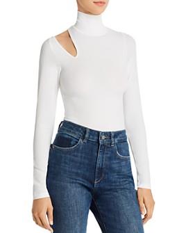DL1961 - Pell St. Turtleneck Cutout Bodysuit