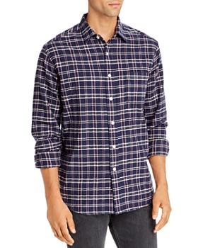 Rails - Forrest Plaid Flannel Regular Fit Button-Down Shirt