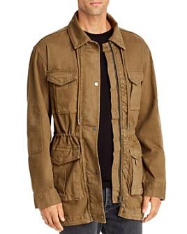 DL1961 - Alan Utility Anorak Jacket