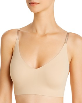 Calvin Klein - Invisibles Lightly Lined Triangle Bra