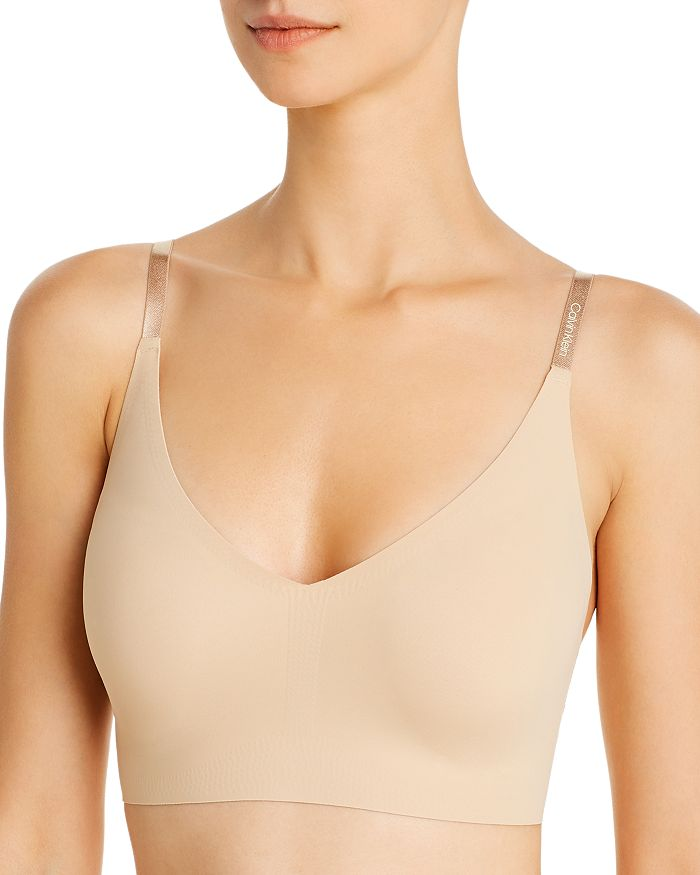 Calvin Klein - Invisibles Comfort Lightly Lined Triangle Bra