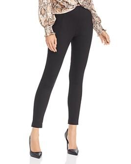 AQUA - Flat-Front Skinny Pants