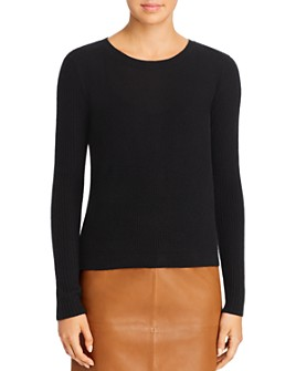 Majestic Filatures - Cashmere Button-Back Sweater