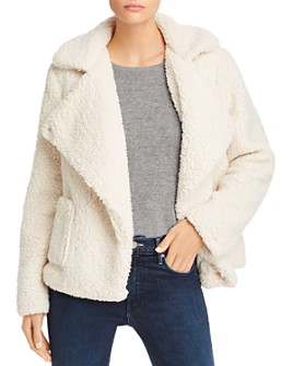 Jack by BB DAKOTA - Soft Skills Sherpa Faux Fur Jacket