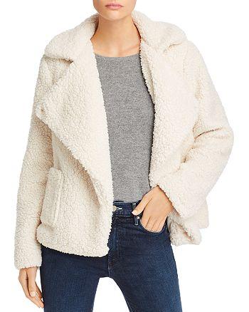 Jack by BB DAKOTA - Soft Skills Sherpa Faux Fur Jacket