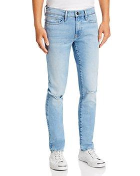 FRAME - L'Homme Skinny Fit Jeans in Dylan