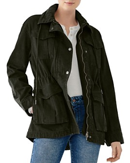 DL1961 - Howard St. Utility Jacket