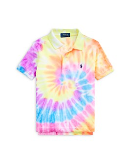 Ralph Lauren - Boys' Tie-Dyed Polo Shirt - Little Kid