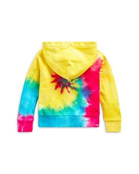 Ralph Lauren - Girls' Tie-Dyed Hoodie - Little Kid