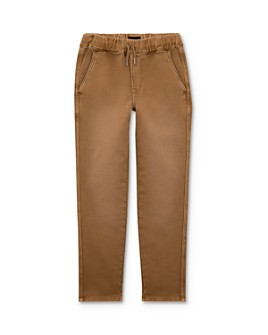 Hudson - Boys' Chino Jogger Pants - Big Kid