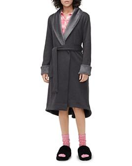 UGG® - Duffield II Double-Knit Fleece Robe