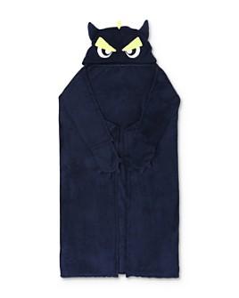 Capelli - Boys' Monster Hooded Throw Blanket