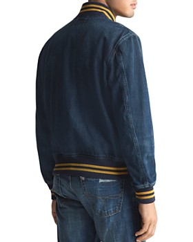 Polo Ralph Lauren - POLO Denim Baseball Jacket