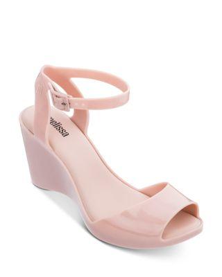 Blanca Wedge Heel Sandals