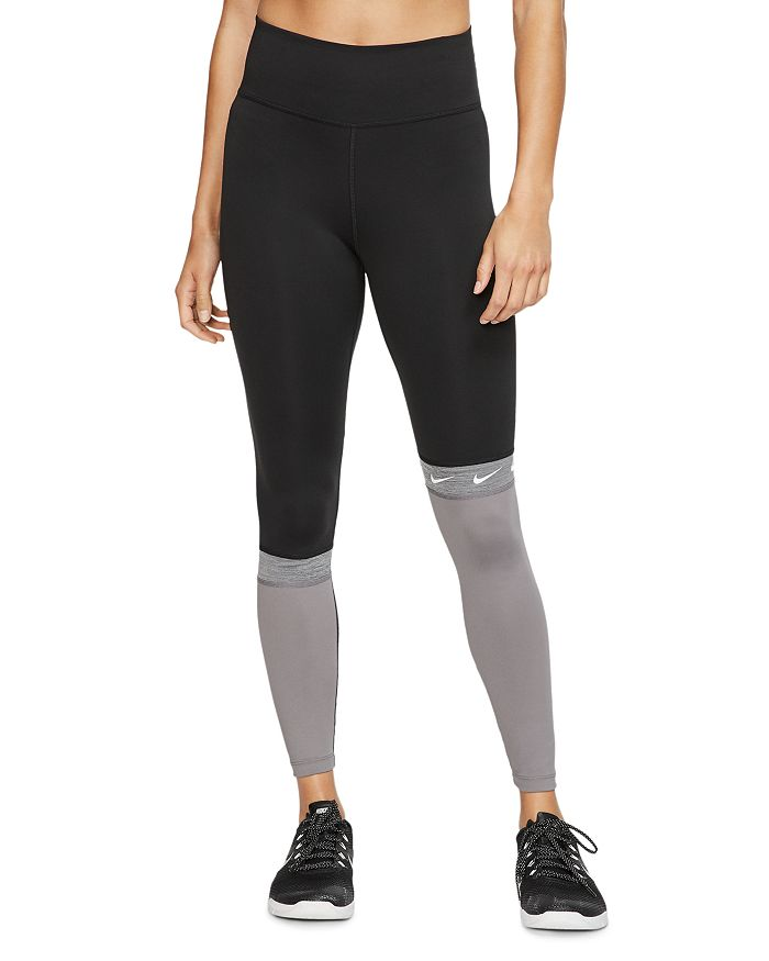 Nike - One Color-Block Leggings
