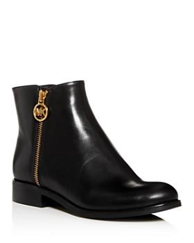 MICHAEL Michael Kors - Women's Lainey Low-Heel Booties