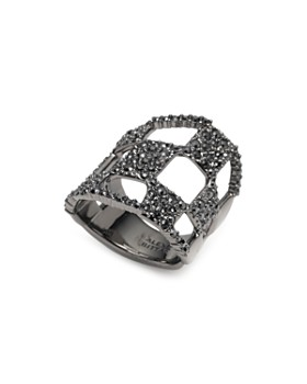 Alexis Bittar - Pavé Checkerboard Ring