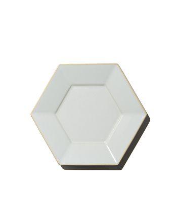 Tone & Manner - Tone & Manner Hexagon Medium Rim Plate