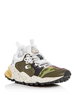 Flower Mountain - Men's Kotetsu Low-Top Sneakers