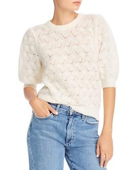 Joie - Jenise Wool-Blend Pointelle Sweater