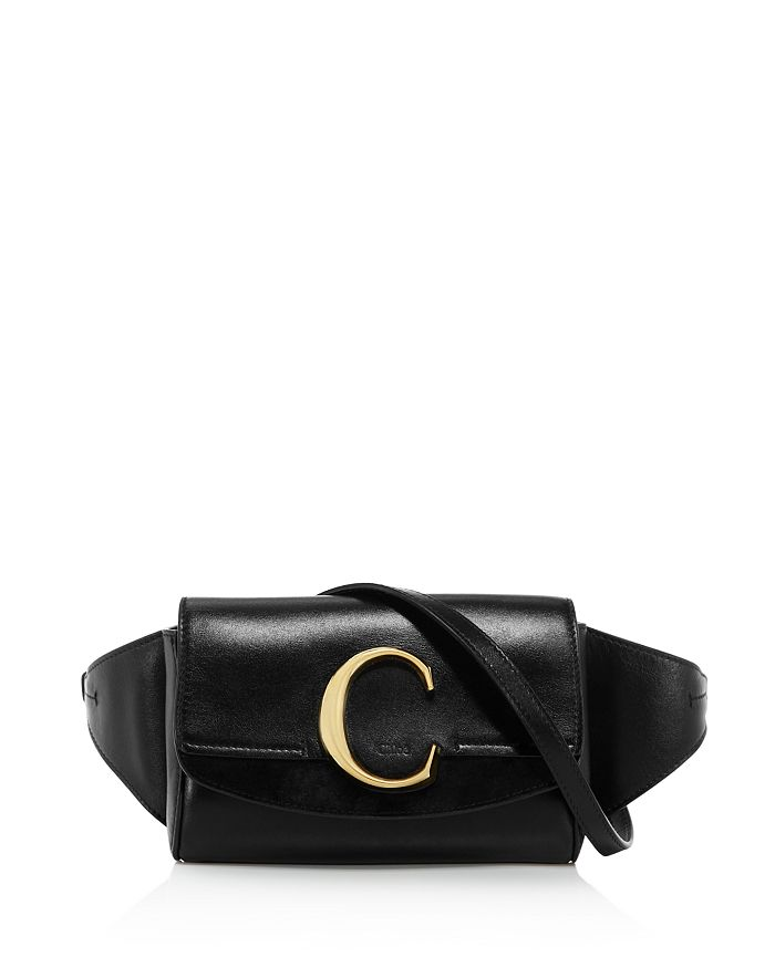 Chloé - C Leather Belt Bag