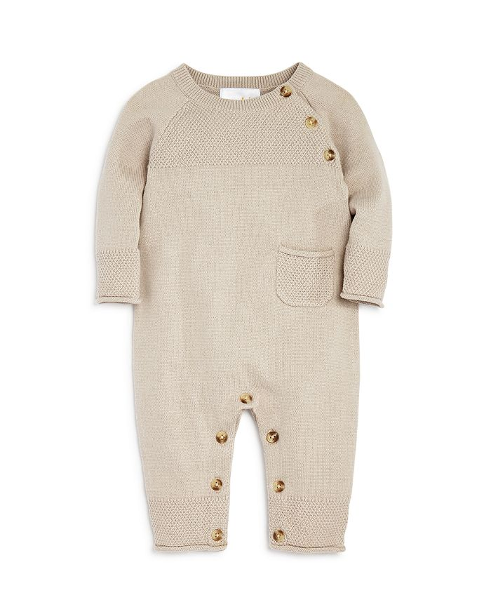 Bloomie's - Unisex Knit Coverall, Baby - 100% Exclusive