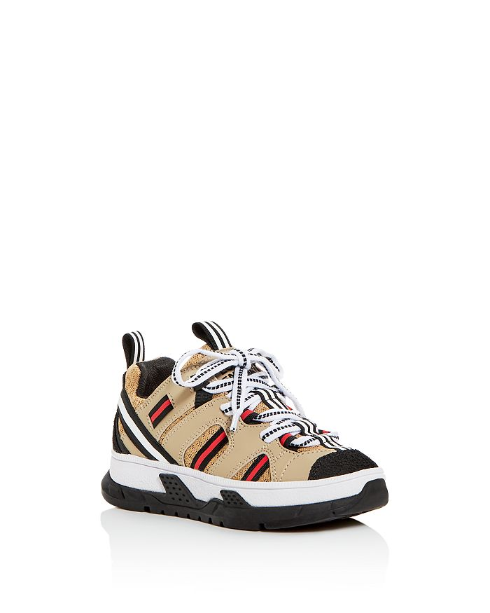Burberry - Unisex Union Low-Top Sneakers - Toddler, Little Kid