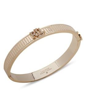 Ralph Lauren - Logo Bangle Bracelet