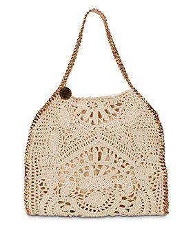 Stella McCartney - Falabella Small Crochet Tote