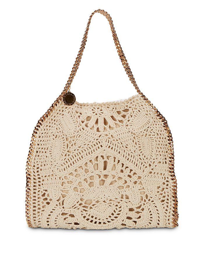 Stella McCartney - Falabella Small Crochet Tote