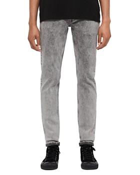 ALLSAINTS - Rex Slim Fit Jeans in Grey