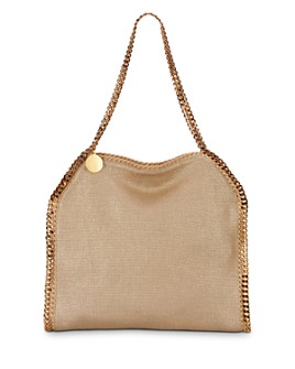 Stella McCartney - Falabella Small Metallic Tote