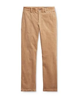Ralph Lauren - Boys' Slim Fit Corduroy Pants - Big Kid