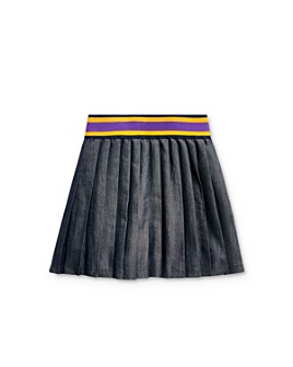 Ralph Lauren - Girls' Pleated Twill Skirt - Little Kid