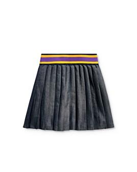 Ralph Lauren - Girls' Pleated Twill Skirt - Little Kid