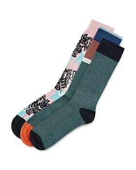 Ted Baker - MXG Abpak 3-Pack Sock Set
