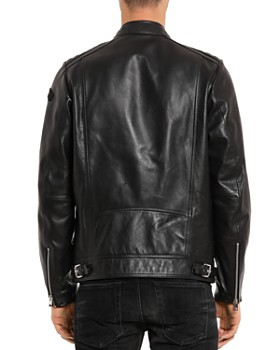 Diesel - L-Shiro Leather Moto Jacket