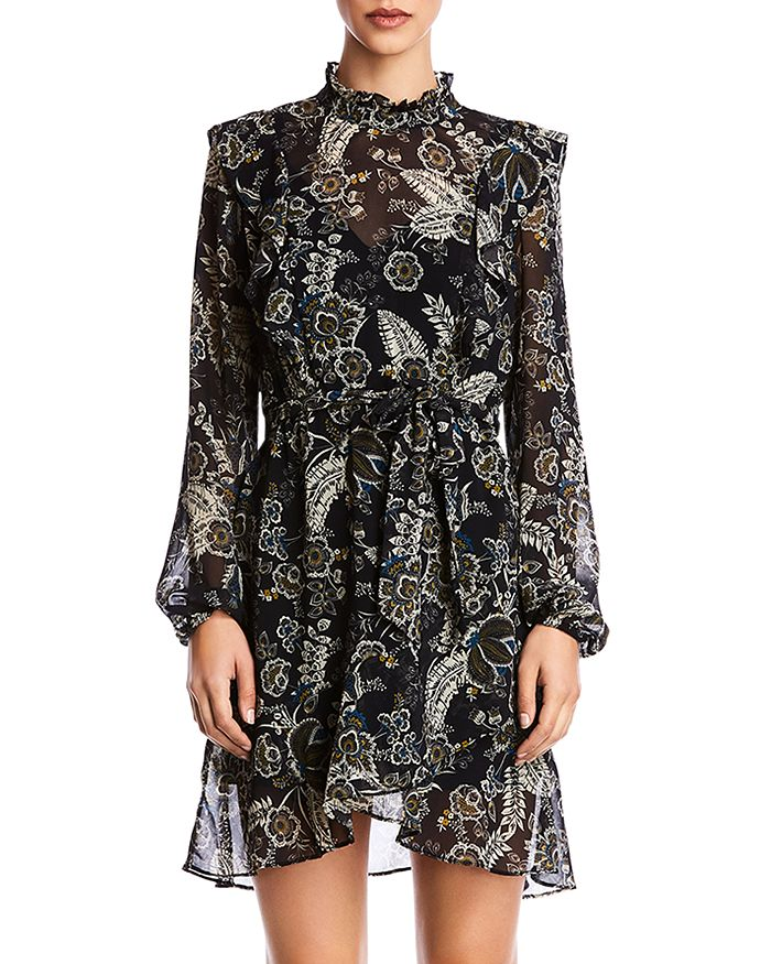 Bailey 44 - Viola Ruffled Floral Dress