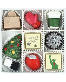 Maggie Louise Confections - Winter In NYC Box