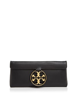 Tory Burch - Miller Small Leather Clutch