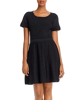 Parker - Hamilton Knit Fit and Flare Dress